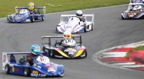 Wall secures GP as Platt goes close to retaining his title