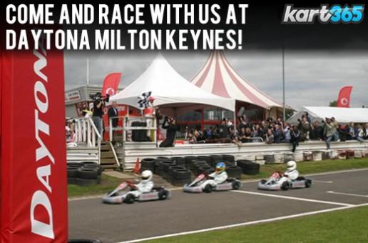 September 2012 – Daytona Milton Keynes